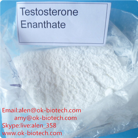 99% Bodybuilding Anabolic Steroids Testosterone Enanthate